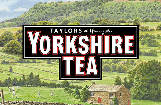 Yorkshire Tea To Go