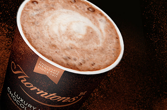 Thorntons Hot Chocolate