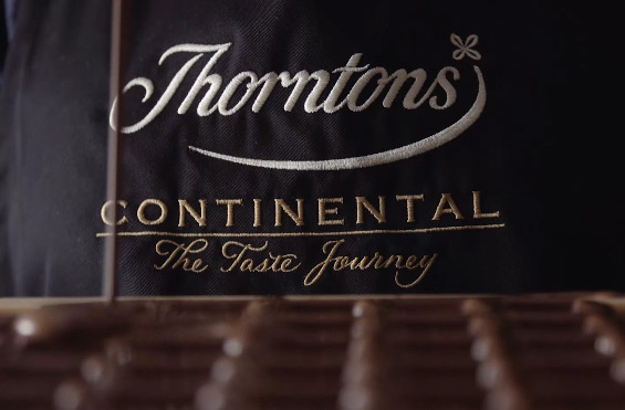 Thorntons brand reach