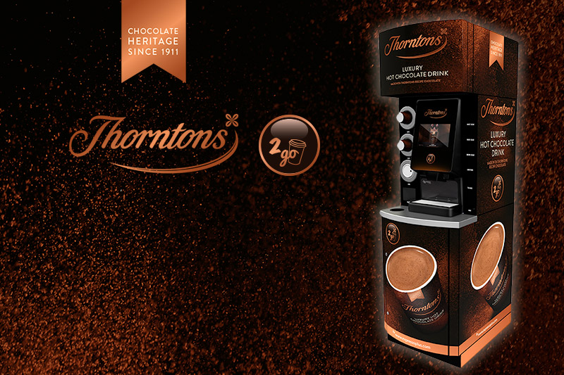 eXpresso PLUS partner with Thorntons to launch exclusive hot-chocolate-to-go solutions 1